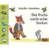 Der Fuchs Sucht Seine Socken (German Edition)