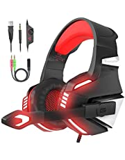 VersionTECH. Gaming headset BX039L
