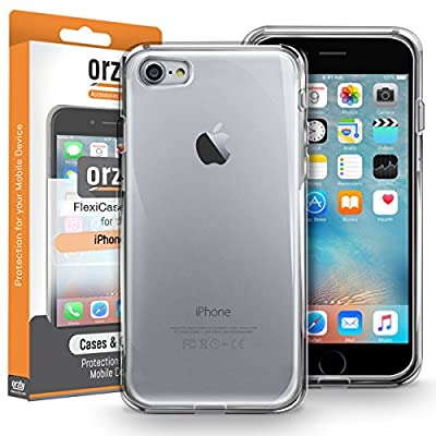 Orzly® - FlexiCase for iPhone 7 (Please Check Model When Ordering) - PARENT