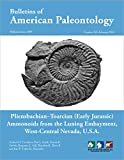 img - for Pliensbachian Toarcian (Early Jurassic) Ammonoids from the Luning Embayment, West-Central Nevada, U.S.A. book / textbook / text book