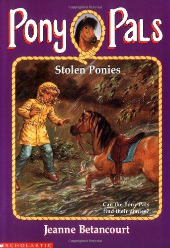 (Stolen Ponies (Pony Pals #20))