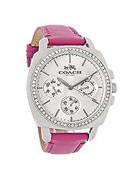 Coach Women's 14502086 Boyfriend Silver Watch