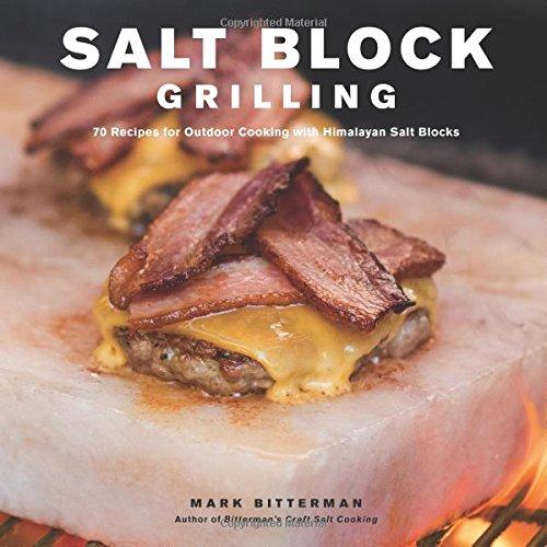 cooking with salt block - 2