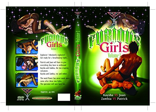 French mixed wrestling - Furious girls vol.1 (Female vs Male) DVD Amazon's Prod