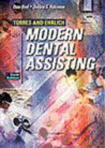 Torres and Ehrlich Modern Dental Assisting (Book with CD-ROM)