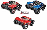 Traxxas RTR 1 10 Slash VXL 2WD 2.4GHZ - Colors May Vary