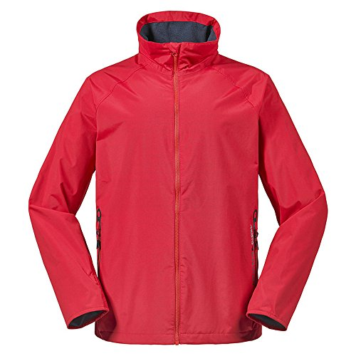 cremallera con Rojo transpirable Musto para hombre Chaqueta qZnt01Rf