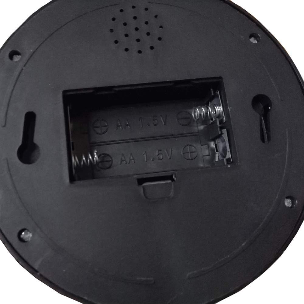 Henxlco 4Pack Dome Dummy Security Cameras Fake Infrared IR CCTV Surveillance Imitation Simulated Blinking LED CCTV Surveillance