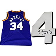 Autographed Charles Barkley Jersey - Autographed NBA Jerseys Check ... 99cbec5ef