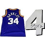 Autographed Charles Barkley Jersey - Autographed NBA Jerseys Check ... 4805841e3