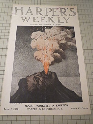 Harper's Weekly (1912) Cover