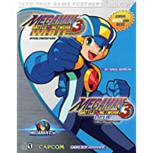 Mega Man Battle Network(TM) 3 Blue & White Official Strategy Guide