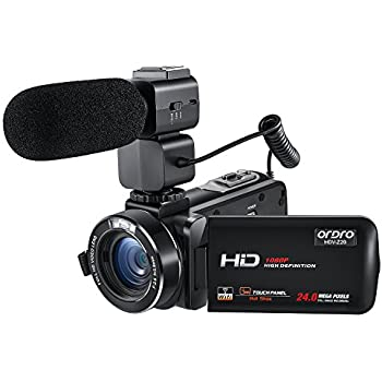 how to use an external mic with sony handycam