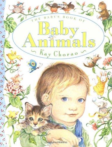 Download Baby's Book of Baby Animals pdf epub