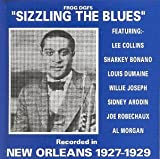 Sizzling The Blues: New Orleans 1927-1929