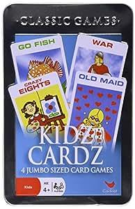 Kidz Cards in a Tin