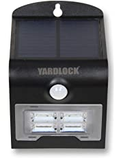 YARDLOCK LSD-SWL-2W-Butterfly Solar Outdoor Motion Light, Waterproof Solar Outdoor Lights, All Season Outdoor Light