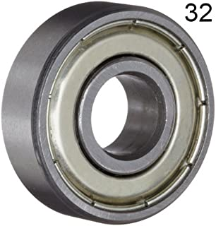 POM 608 Plastic Glass 8x22x7 8mm//22mm//7mm Miniature Ball Radial Ball Bearings