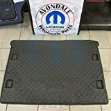 Genuine Jeep Accessories 82210697 Black Molded Cargo Tray