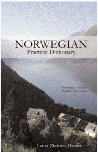 Norwegian Practical Dictionary  Norwegian English English Norwegian  Hippocrene Practical Dictionaries  Hippocrene