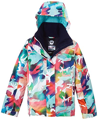 07a7a60f2 Roxy Big Girls' Jetty Girl Print Snow Jacket - Buy Online in UAE. | Apparel  Products in the UAE - See Prices, Reviews and Free Delivery in Dubai, Abu  Dhabi, ...