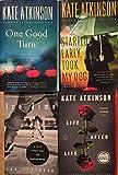 Kate Atkinson Novel Collection 4 Book Set