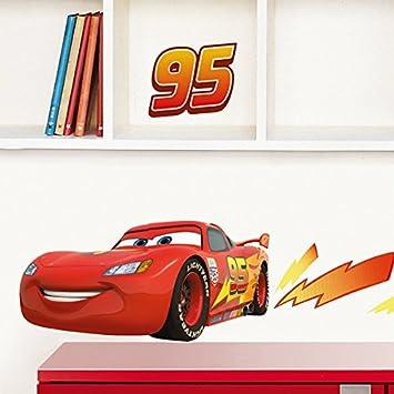 stickers autocollant Disney Cars Silver réf 15059 15059