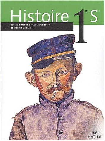 Télécharger ebook à partir de google book Histoire, 1ère S (Manuel) PDF