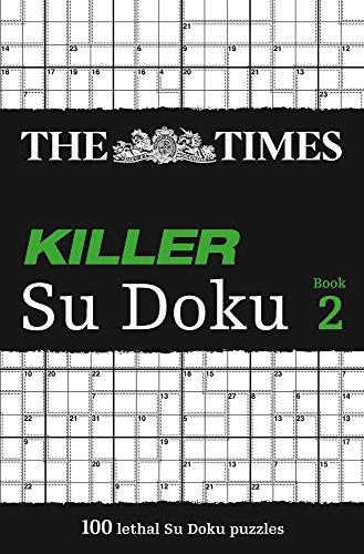 The Times Killer Su Doku Book 2 (Bk. 2)