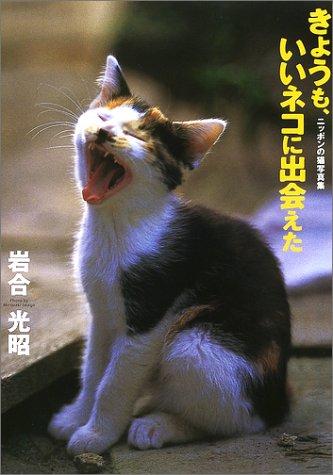 きょうも、いいネコに出会えた―ニッポンの猫写真集