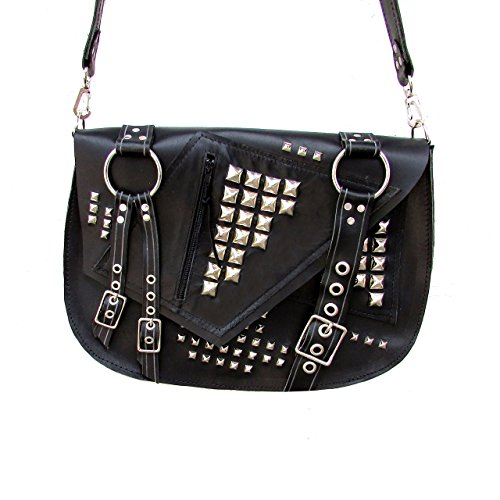 ROGUE Leather Studded Shoulder (Burning Man Costumes Cult)