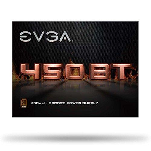 EVGA 450 BT, 80+ Bronze 450W, 3 Year Warranty, Power Supply 100-BT-0450-K1 by EVGA (Image #7)