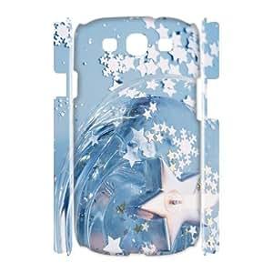 ALICASE Cover Case Star 3D Diy For Samsung Galaxy S3 I9300 [Pattern-1] Kimberly Kurzendoerfer