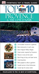 Top 10 Provence & the Cote D'Azur (DK Eyewitness Top 10 Travel Guides)