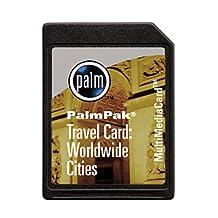 Palmpak Travel Card Worlwide Cities