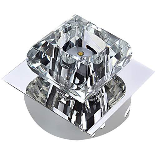 Chandelier Ceiling Light LED Ceiling Lamp Crystal Pendant Light Wall lamp Suspension Light Warm White