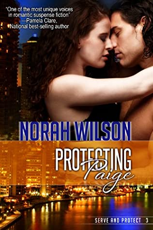 book cover of Protecting Paige