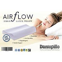 Dunlopillo 100% Natural Latex (Ergo) Pillow | ダンロピロー天然ラテックス (Ergo) 枕 | 原装邓录普纯天然乳胶 (Ergo) 枕