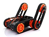 SeeedStudio - Multi Chassis Tank (Rescue Version) Robot Platform - DIY Maker Open Source BOOOLE