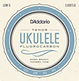 D'Addario EJ99TLG Pro-Arté Carbon Ukulele Strings, Tenor Low G