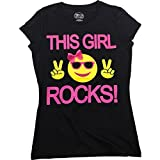 Best GENERIC Of Kid Rocks - This Girl Rocks Graphic Tee (XL 14/16) Review
