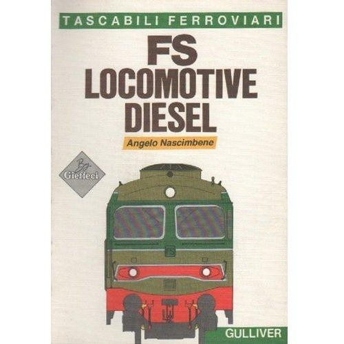 FS Locomotive diesel Angelo Nascimbene