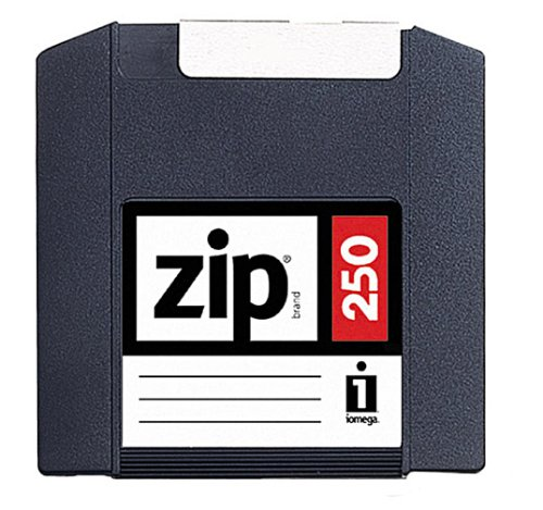 Iomega - ZIP - 250 MB - Mac - storage media by Iomega