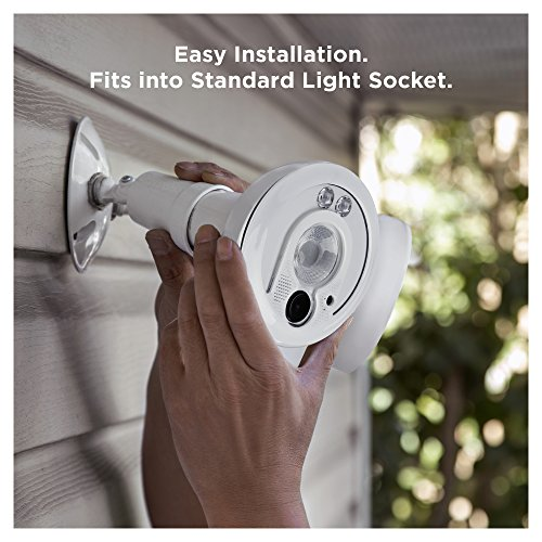 Sengled Snap Outdoor Indoor Security Hd Camera With Led