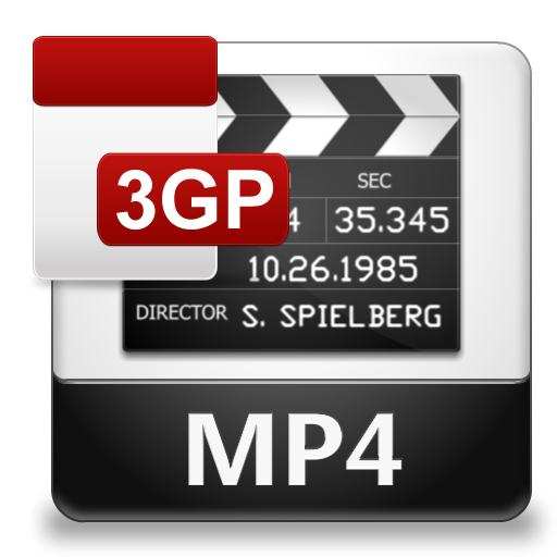 (Convert 3GP TO MP4)