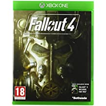 Fallout 4 (with Fallout 3 DLC) Xbox One Game