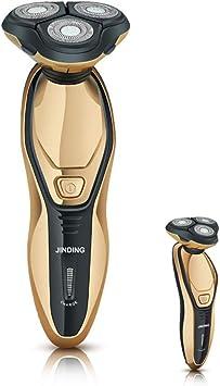 Máquina de afeitar para hombres Golden triple Blade Shaver ...