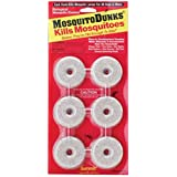 Summit...responsible solutions 110-12 Mosquito Dunks, 6-Pack, Natural