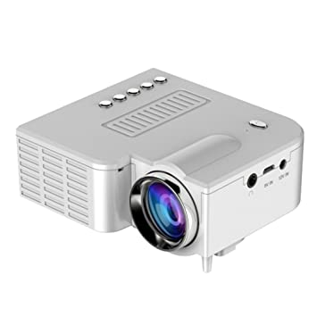 mini proyector Sannysis led 1080p projector full hd de vídeo ...