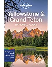 Lonely Planet Yellowstone & Grand Teton National Parks 6 6th Ed.